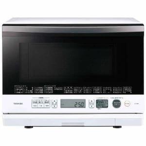 東芝 ER-SD80-W 過熱水蒸気オーブンレンジ 「石窯ドーム」(26L) グランホワイト