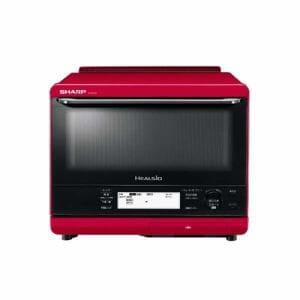 シャープ AX-XS500-R スチームオーブンレンジ HEALSIO レッド 30L