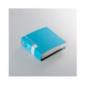 バッファロー BSCD01F24BL  CD DVDファイル ブックタイプ 24枚収納 ブルー