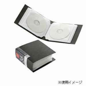 バッファロー CD DVDファイル 36枚収納 ブラック ブックタイプ 36枚収納 BSCD01F36BK