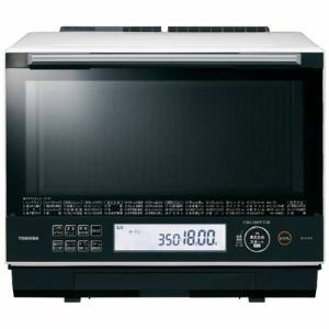 東芝 ER-TD5000-W 過熱水蒸気オーブンレンジ 石窯ドーム 30L グランホワイト