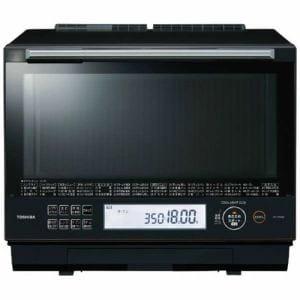 東芝 ER-TD5000-K 過熱水蒸気オーブンレンジ 石窯ドーム 30L グランブラック