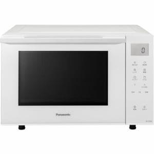 パナソニック 電子レンジ オーブンレンジ NE-FS300-W 1段調理タイプ 23L ホワイト