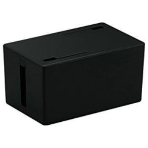 バッファローコクヨサプライ BSTB01SBK ケーブルボックス Sサイズ・ブラック