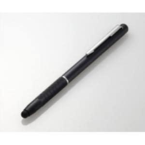 エレコム P-TPALBK タブレットPC向けタッチペン(ロングタイプ・ブラック)