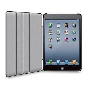 エレコム Apple iPad mini用ソフトレザーカバー4段階  ブラック TB-A12SPLF2BK