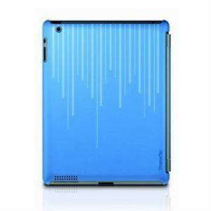 イメーション PAD-MCSS3-23 iPad 2012用「マイクロシールドシルクスクリーン SC」 ブルー