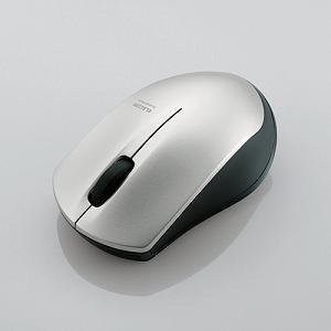 エレコム 3ボタン Bluetooth IRマウス [Sサイズ] M-BT12BRSV