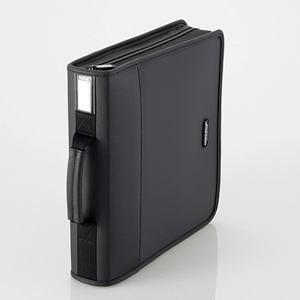 エレコム CDケース CCD-SS160BK