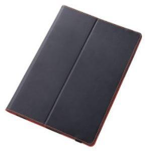レイ・アウト Surface Pro 3用フラップタイプ・レザー(合皮タイプ) /ブラック RT-SPRO3LC1/B