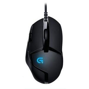 ロジクール 8ボタン 有線光学式ゲーミングマウス G402
