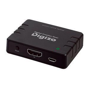 プリンストン HDMI分配器 PHM-SP102A