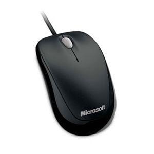 マイクロソフト *Compact Optical Mouse 500Sesami Black U81-00084