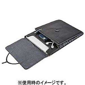 トリニティ MacBook Pro 13インチ Retina用 エコレザースリーブ ブラック TR-BSR13E-BK