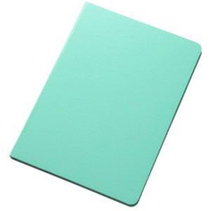 レイ・アウト iPad Air 2 カラフル・スリムレザージャケット(合皮)/ミントグリーン RT-PA6CLC2/MG