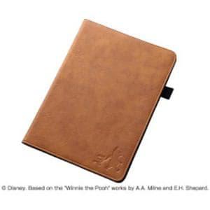 レイ・アウト iPad Air 2 ディズニー・レザージャケット(合皮)/プー RT-DPA6D/PO
