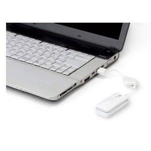 トランス USBミニマウス ブラック TS-0806009
