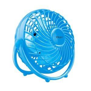 ナカバヤシ UA-045BL USB扇風機 ブルー