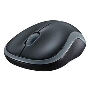 ロジクール ワイヤレスマウス スイフトグレー M186SG