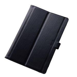 レイ・アウト Xperia Z4 Tablet マルチ・スリムブックレザー(合皮)/ブラック RT-Z4TCLC2/B