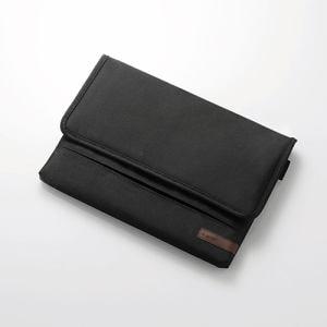 エレコム タブレット用スタンドポーチ(8.5~10.5インチ) ブラック TB-10SPBKBK