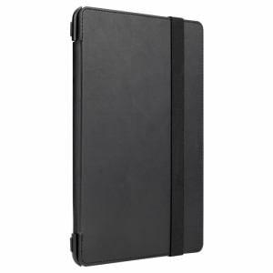 バッファロー iPad mini 4専用レザーケース フリーアングルスタンドモデル ブラック BSIPD715LBK