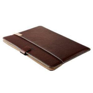 トリニティ MacBook 12インチ用 エコレザーブックスリーブ ブラウン TR-BSMB12E-BR