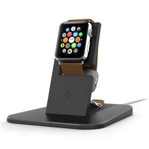 フォーカルポイントコンピューター Twelve South HiRise for Apple Watch ブラック TWS-ST-000035