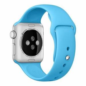 アップル(Apple) MLDA2FE/A Apple Watch 38mm ケース用 ブルースポーツバンド