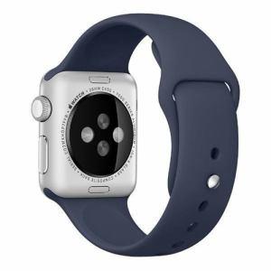 アップル(Apple) MLKX2FE/A Apple Watch 38mm ケース用 ミッドナイトブルースポーツバンド
