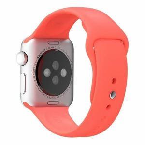 アップル(Apple) MJ4K2FE/A Apple Watch 38mm ケース用 ピンクスポーツバンド