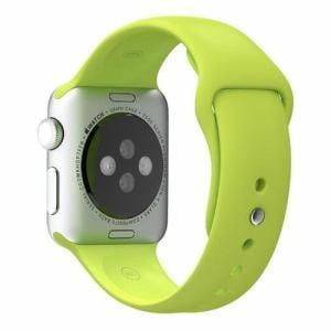アップル(Apple) MJ4L2FE/A Apple Watch 38mm ケース用 グリーンスポーツバンド
