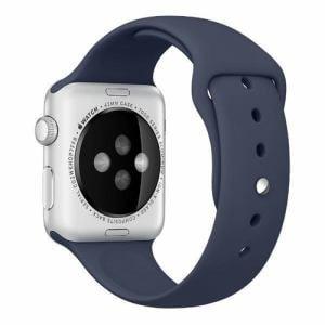 アップル(Apple) MLL02FE/A Apple Watch 42mm ケース用 ミッドナイトブルースポーツバンド