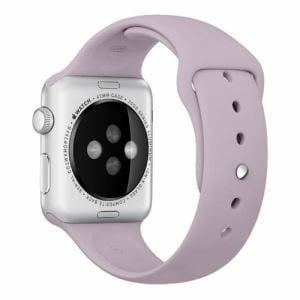 アップル(Apple) MLL22FE/A Apple Watch 42mm ケース用 ラベンダースポーツバンド