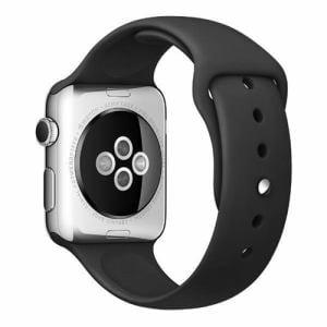 アップル(Apple) MJ4Q2FE/A Apple Watch 42mm ケース用 ブラックスポーツバンド - S/M & M/L