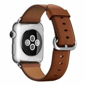 アップル(Apple) MLDY2FE/A Apple Watch 38mm ケース用 ブラウンクラシックバックル