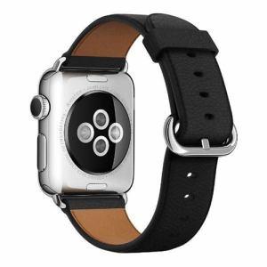 アップル(Apple) MLHG2FE/A Apple Watch 38mm ケース用 ブラッククラシックバックル