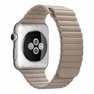 アップル(Apple) MJ4Y2FE/A Apple Watch 42mm ケース用 ストーンレザーループ - L