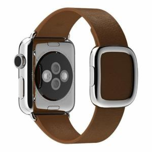 アップル(Apple) MJ562FE/A Apple Watch 38mm ケース用 ブラウンモダンバックル - L