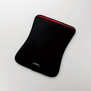 エレコム Surface Pro 4用スリップインポーチ ブラック TB-MSP4WNPBK