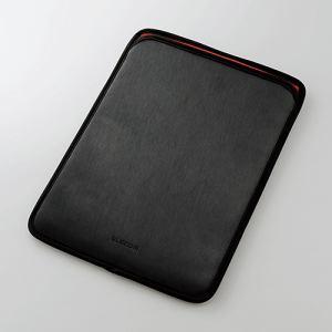 エレコム Surface Pro 4用セミハードポーチ ブラック TB-MSP4WSHPBK