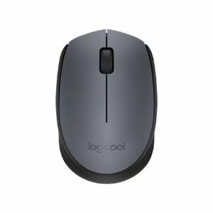 ロジクール M171GR ワイヤレスマウス グレー/ブラック