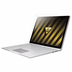 バッファロー Surface Book専用 耐衝撃フィルム スムースタッチタイプ BSTPSFBFAST