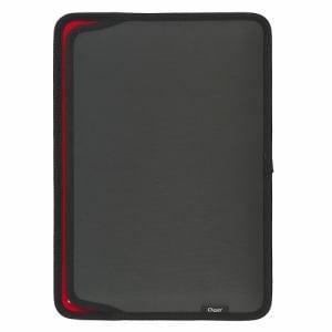 ナカバヤシ MacBookAir11インチ用スリップインケース横入れタイプ ブラック SZC-MAY1203BK