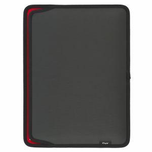 ナカバヤシ MacBookAir13インチ用スリップインケース横入れタイプ ブラック SZC-MAY3203BK