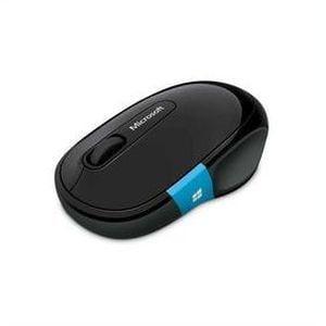 マイクロソフト H3S-00017 ワイヤレスBlueLEDマウス 「Sculpt Comfort Mouse」 (3ボタン・ブラック)