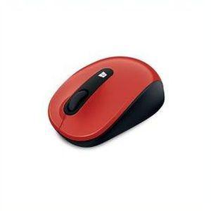 マイクロソフト Sculpt Mobile Mouse Win Japanese Japan Hdwr Refresh Flame Red V2 43U-000