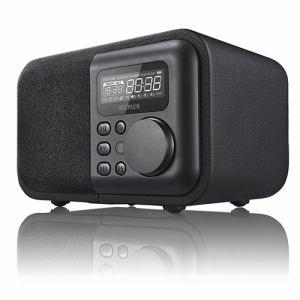 MSソリューションズ ワイヤレス スピーカー「Classica」ブラックレザー調 LP-SPBT02BK