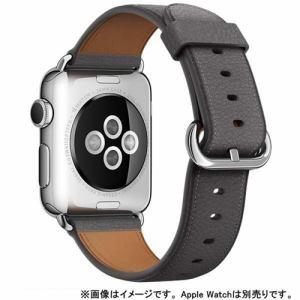 アップル(Apple) MMGQ2FE/A Apple Watch 38mm ケース用 ストームグレイクラシックバックル