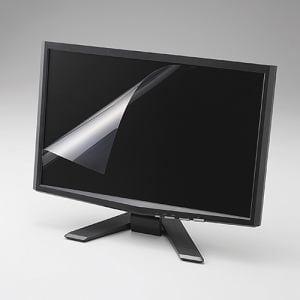 エレコム EF-FL215WBLGN 21.5Wインチ用 ブルーライトカット液晶保護フィルム(高光沢)